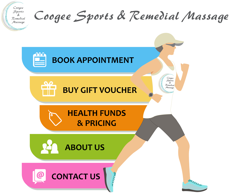Coogee Sports & Remedial Massage - Home Page Logo